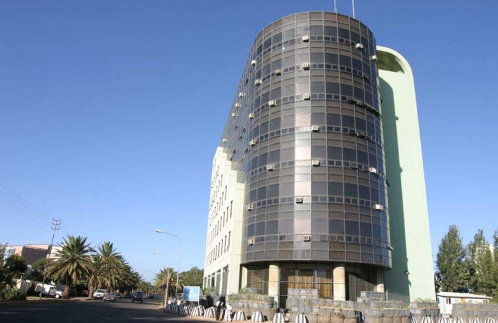 'Green Building' - Asmara HQ